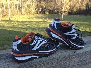Hoka One One - Maximalminimalist shoes. Got it?